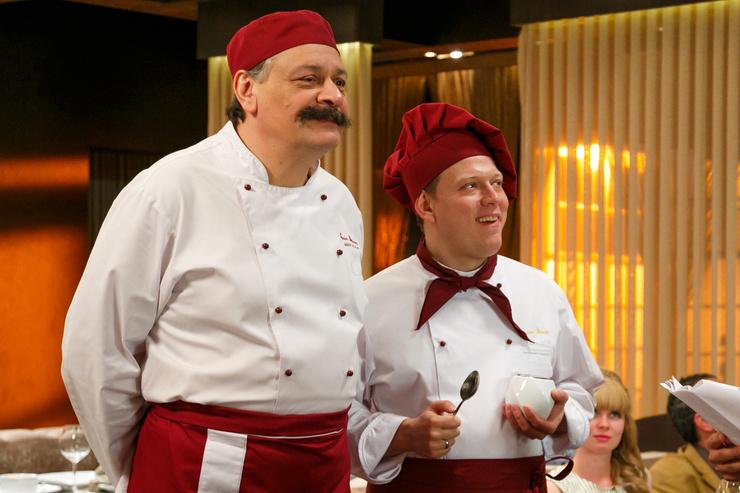 Сериал «Кухня» начал выходить в 2012 году