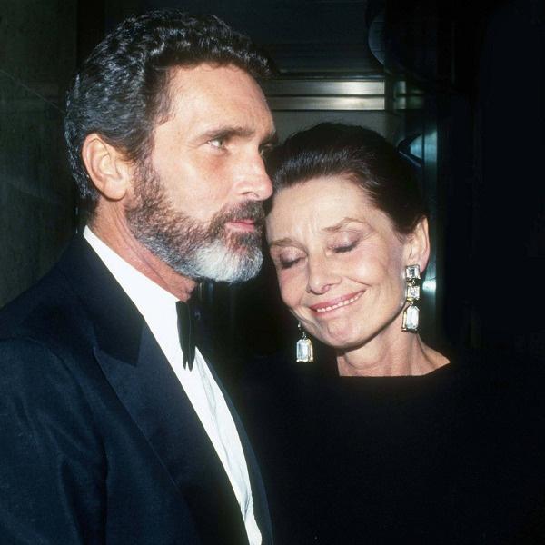Одри и Роберт жили в фактическом браке