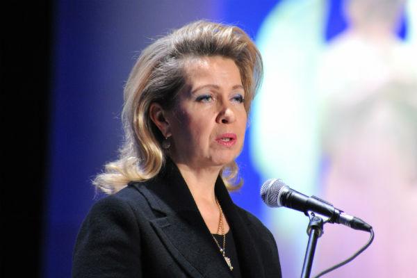 Светлана Медведева является Президентом Фонда социально-культурных инициатив