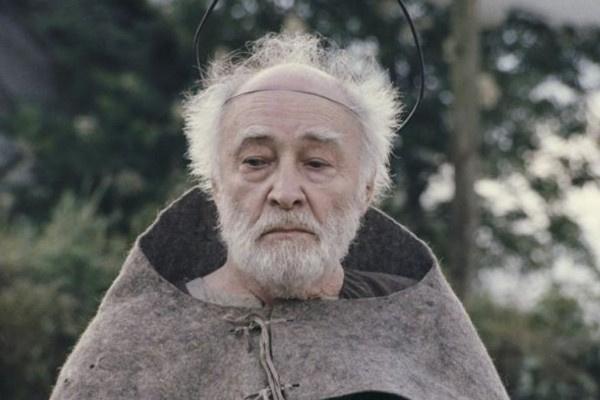 В последний раз Вячеслав Тихонов появился на экране в образе Бога