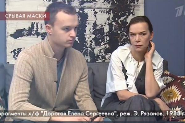 Сын Аносовой и Марьянова