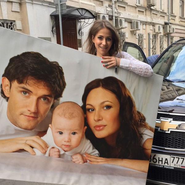 Семья Жирковых помогла Барановской прописаться в Москве