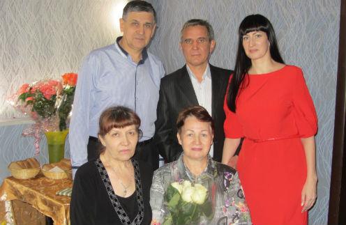 Семья Плесканюк–Немчиновых бережет письма деда и прадеда Григория Анисимова