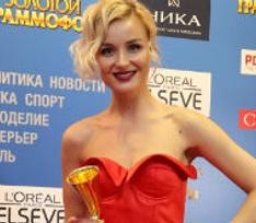 Звезды на вручении премии «Золотой граммофон»