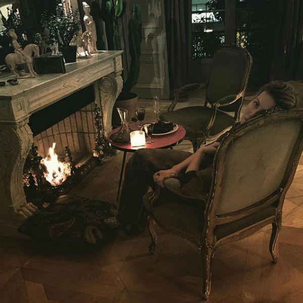 Литвинова приобрела уютную и просторную квартиру в Париже