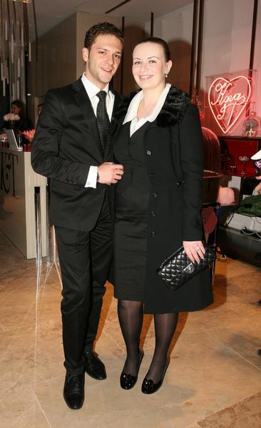 Константин Крюков и Евгения Варшавская были супругами в 2007-2008 годах