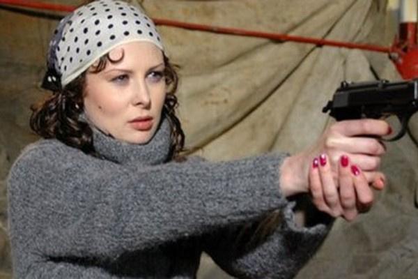 Снимаясь в «Трех днях в Одессе», Ольга Погодина и не думала, что спустя годы выйдет замуж за режиссера