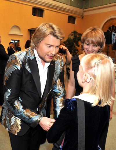 Николай Басков пообещал Маше: когда она вырастет, они обязательно выступят вместе