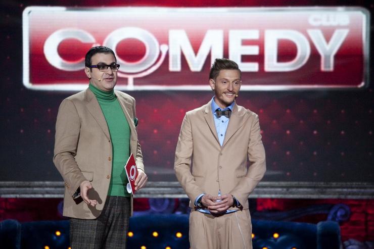 Стартом карьеры стало участие в Comedy Club