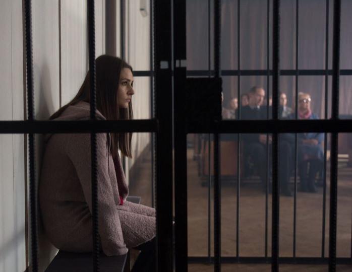 Героиню Глафиры обвинили в убийстве