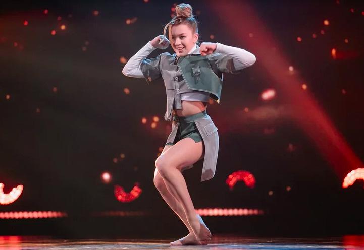 Ева Уварова поблагодарила судей за возможность попасть на шоу