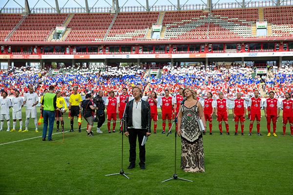 Стиль жизни: Футбольно-музыкальный фестиваль «Арт-футбол» соберет более 500 артистов со всего мира – фото №3