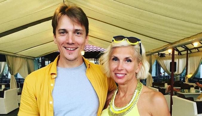 Старший сын Алены Свиридовой познакомил ее с невестой