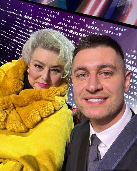 Дава с Татьяной Тарасовой