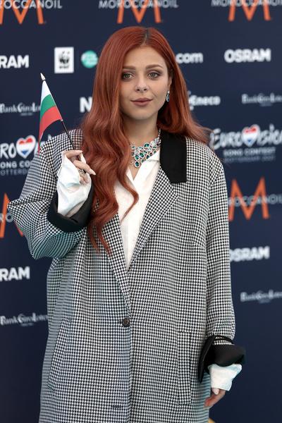Артистка из Болгарии произнесла очень трогательную речь