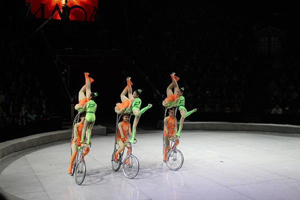 Икарийские игры на велосипедах
