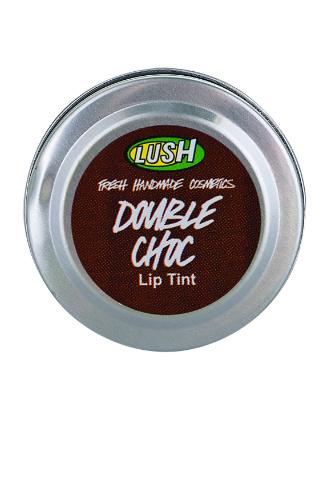 Lush Бальзам для губ «Двойной шоколад», 295 руб.
