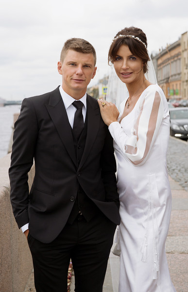 Свадебная церемония прошла в петербургском загсе №1