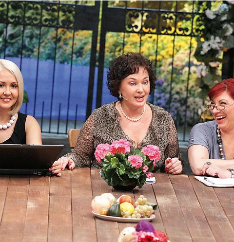 Карьера Ларисы Гузеевой получила второе дыхание в программе «Давай поженимся!»