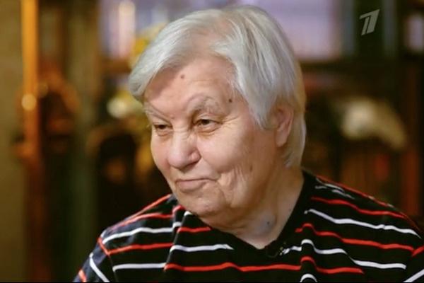 Елена Лосева была близко знакома с Людмилой Зыкиной