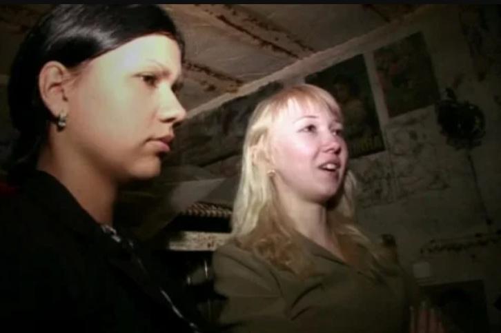 Катя и Лена провели в плену почти четыре года