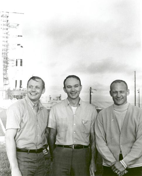 Майкл Коллинз является одним из самых известных астронавтов США