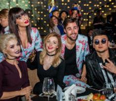 Светлана Лобода, группа «ВИА Гра» на пре-пати премии телеканала RU.TV