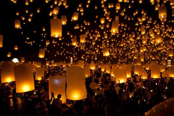 В Таиланде для туристов существует множество ночных развлечений