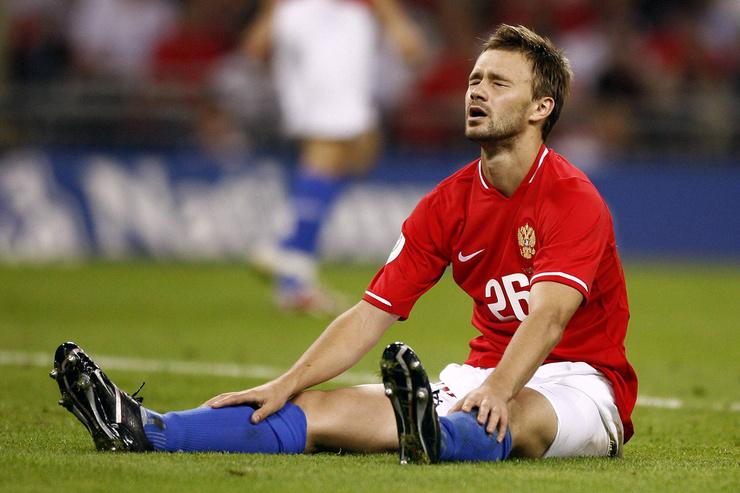 С 2008-го эксперты обсуждали спад в карьере футболиста