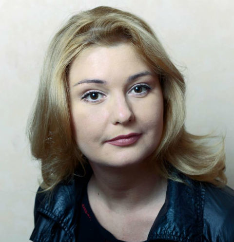 Александра Березовец-Скачкова
