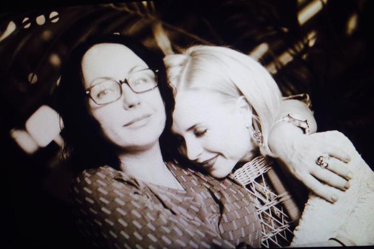 Лариса Карпович поддерживает дочь в непростой ситуации