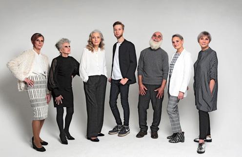 Фотограф Игорь Гавар и модели агентства Oldushka: Нина (71 год), Валерия (78 лет), Ольга (70 лет), Виктор (73 года), Людмила (62 года), Людмила (60 лет)
