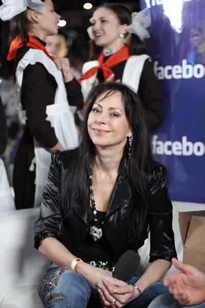 Марину Хлебникову приглашали в «Олимпийский» как звезду 90-х