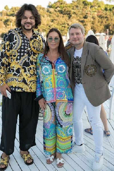 Алла дружила с самыми яркими представителями российского шоу-бизнеса