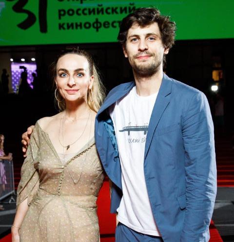 Катя Варнава и Александр Молочников