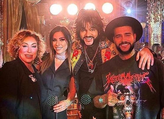 Праздник посетили звезды шоу-бизнеса