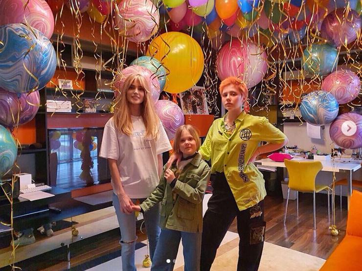 Недавно Лида отметила 13-й день рождения
