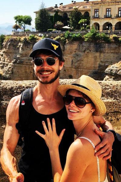 Максим и Елизавета женаты уже восемь лет