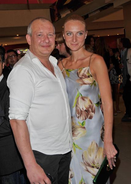 Актер был официально женат на Ксении всего два года.