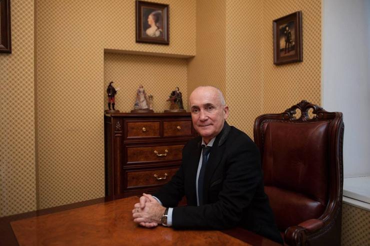 Пленник Мавриди является известным адвокатом