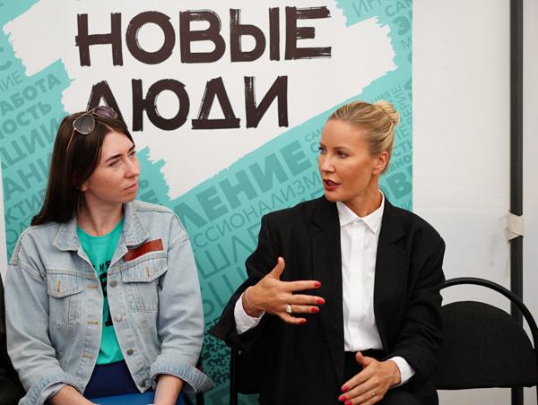 Елена Летучая подготовила эко-программу для партии «Новые люди»