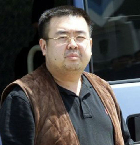 СМИ обсуждают смерть брата лидера Северной Кореи Ким Чен Ына