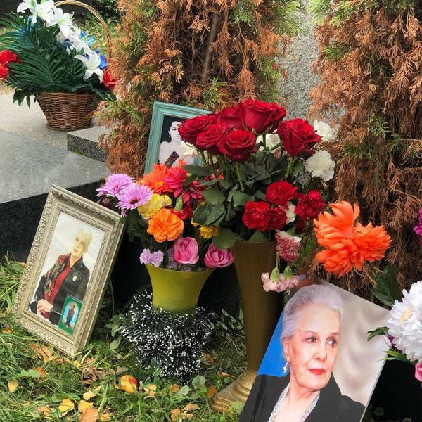 Ксения тяжело переживала смерть актрисы