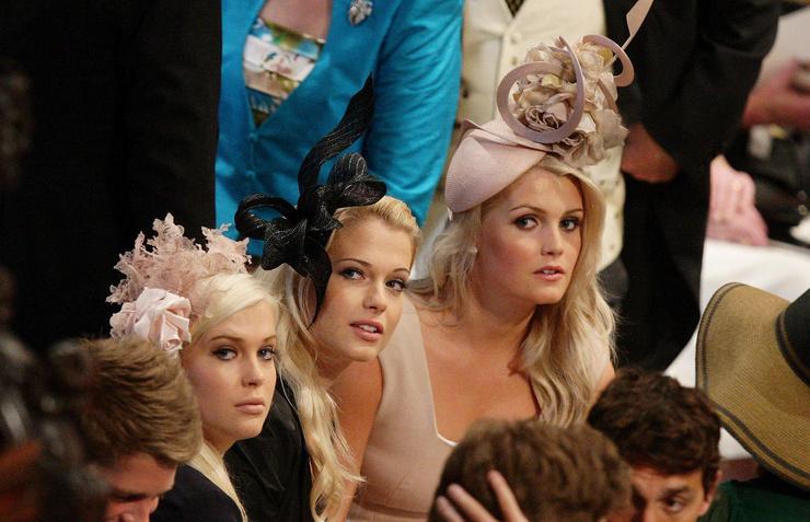 Сестры: Элайза, Амелия и Китти