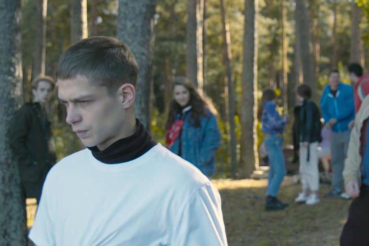 Сериал «Новенький» раскрыл драматический талант Калюжного