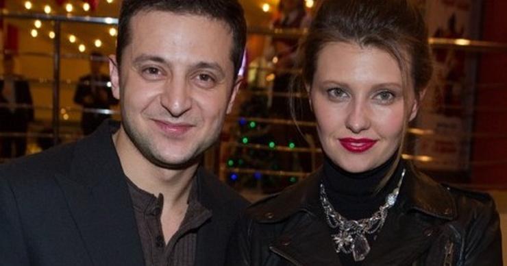 Супруга Владимира Зеленского: что известно о первой леди Украины
