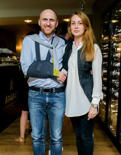 Гавриил Гордеев с супругой Ириной