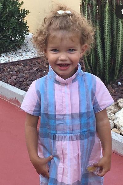 Алиса подарила футболисту дочь Есению