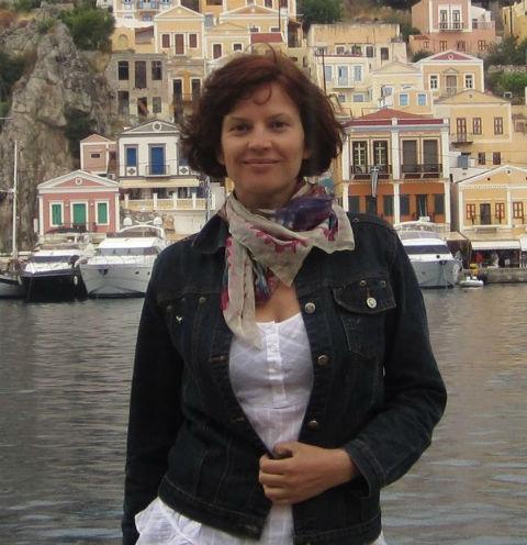 Елена Гольянова