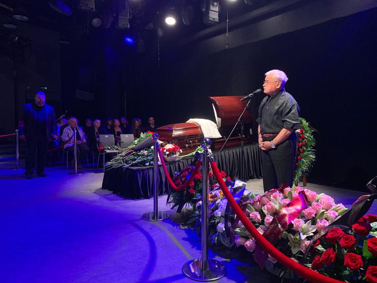 Сергей Никоненко не смог сдержать слез